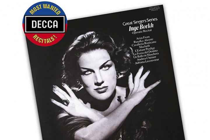 Decca's Most Wanted Recitals