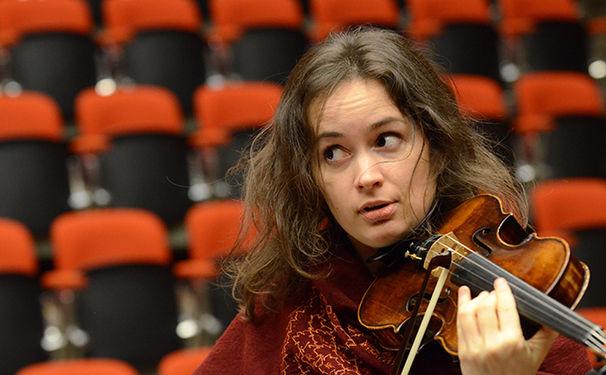 Patricia Kopatchinskaja, Patricia Kopatchinskaja spielt Musik von Galina Ustwolskaja