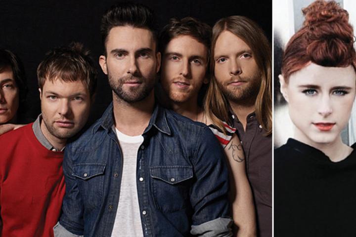 Maroon 5 & Kiesza