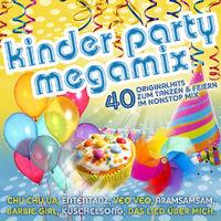 Diverse, Kinder Party Megamix, 04260167470832