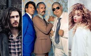 Hozier, 19. September 2014 ab 20 Uhr: Die Universal Music Night beim Reeperbahnfestival 2014 im Live-Stream