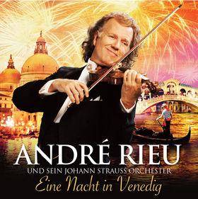André Rieu, Eine Nacht in Venedig, 00602537954186