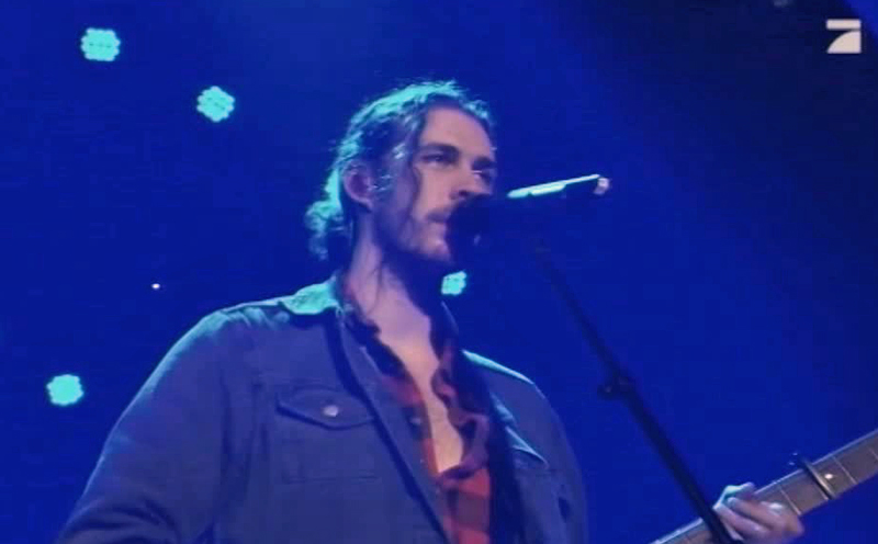 Hozier, Take Me To Church (Live Circus HalliGalli)