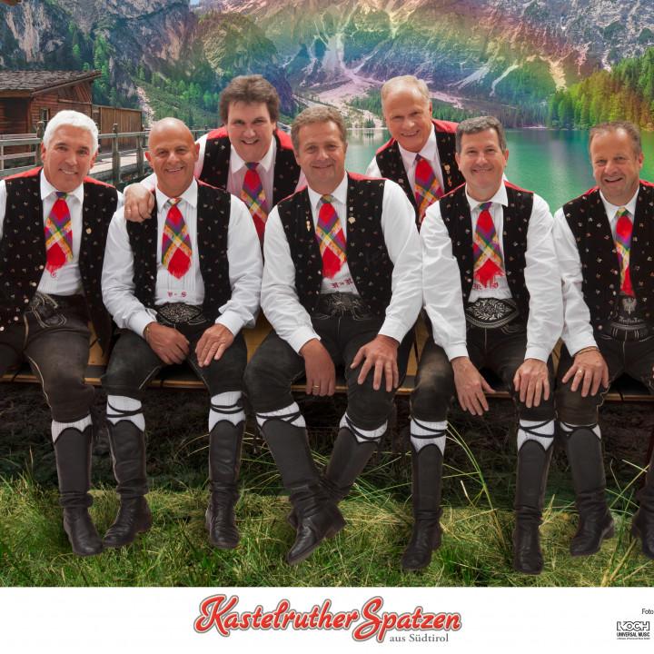 Kastelruther Spatzen 2014 – 1