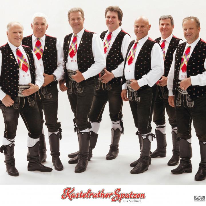 Kastelruther Spatzen 2014 – 2