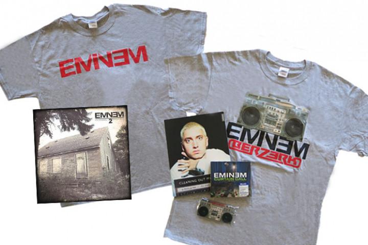 Eminem Gewinnspiel