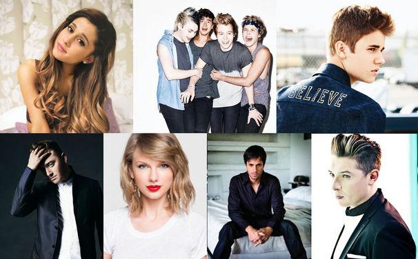 Ariana Grande, Diese Universal Music Pop-Künstler sind für die MTV EMAs 2014 nominiert