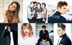 Enrique Iglesias, Diese Universal Music Pop-Künstler sind für die MTV EMAs 2014 nominiert