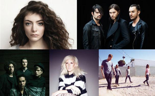 Imagine Dragons, Diese Universal Music Rock-Künstler sind für die EMAs nominiert