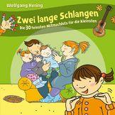 Wolfgang Hering, Zwei lange Schlangen - Die 30 feinsten Mitmachhits für die Kleinsten, 00602537954247