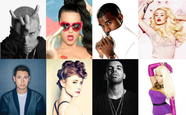 Katy Perry, Diese Universal Music Urban-Künstler sind für die MTV EMAs 2014 nominiert