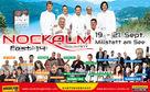 Nockalm Quintett, Das Nockalm Quintett feiert Höhepunkt des Jahres mit dem Nockalmfest