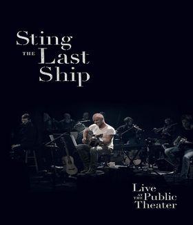 Sting, The Last Ship, 00602537939657