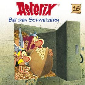 Asterix, 16: Asterix bei den Schweizern, 00602537662364