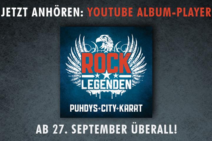 Rock Legenden Youtube Player