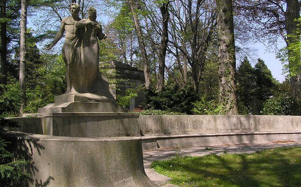Various Artists, Vereint im Jenseits - New York hat einen Friedhof für Jazzer und ihre Fans