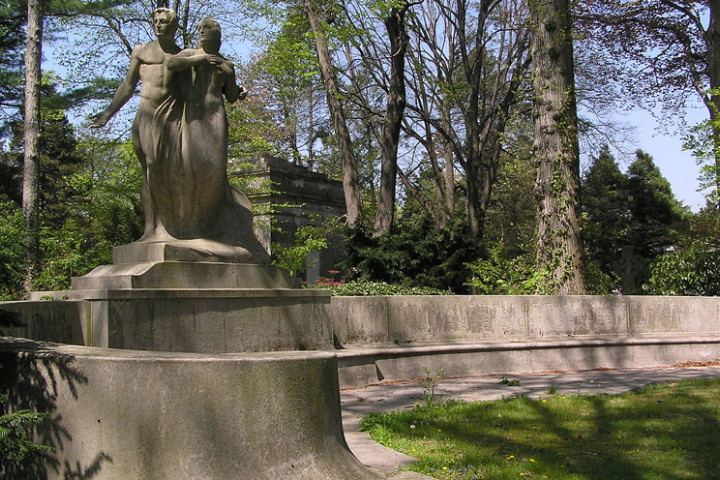 Anna Bliss Titanic Memorial