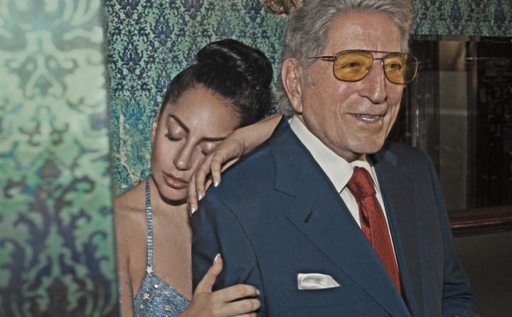 "Tony Bennett und Lady Gaga, Album ""Cheek To Cheek"", 2014"