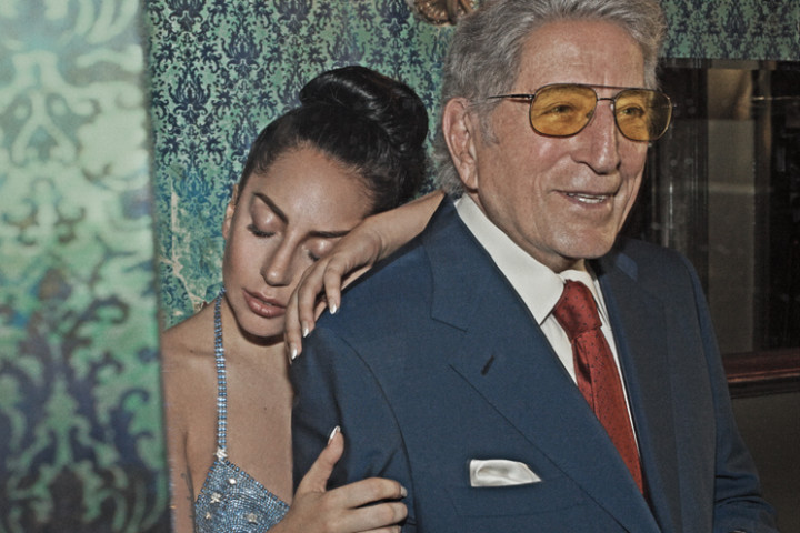 "Tony Bennett und Lady Gaga, Album ""Cheek To Cheek"", 2014"