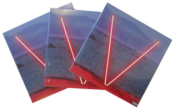 Maroon 5, Maroon 5-Fans aufgepasst: Wir verlosen V Vinyl-Alben