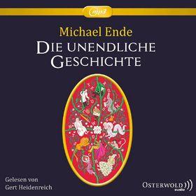 Michael Ende, Die unendliche Geschichte, 09783869522296