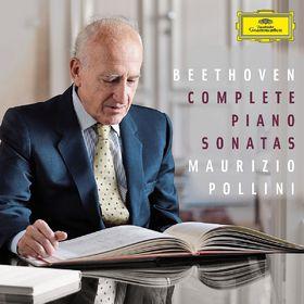Maurizio Pollini, Beethoven: Complete Piano Sonatas, 00028947941200