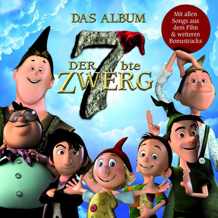 Der 7bte Zwerg - Das Album