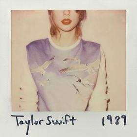 Taylor Swift, 1989, 00602537998906