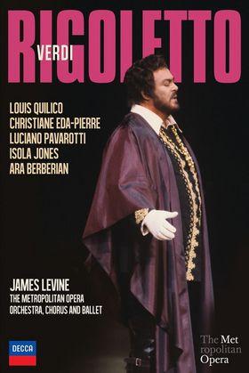 Luciano Pavarotti, Verdi: Rigoletto, 00044007438848
