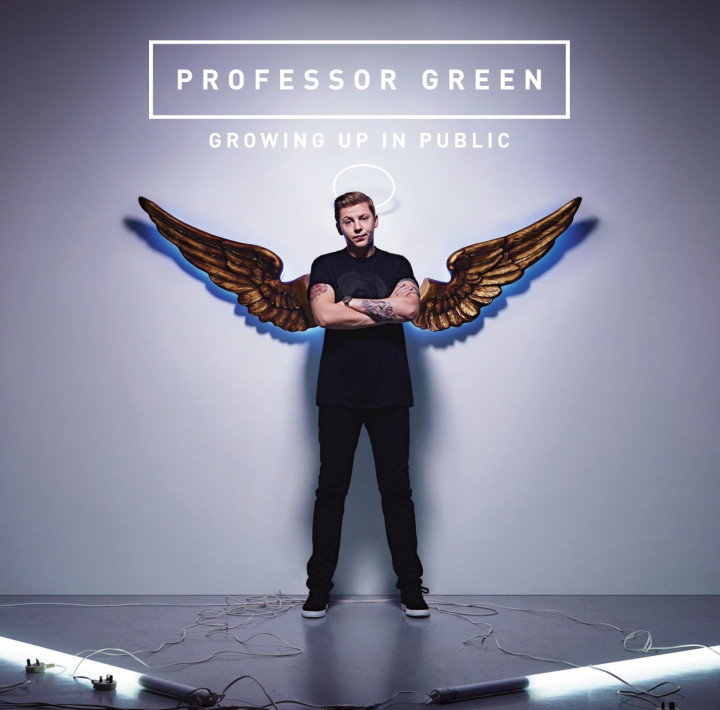 Professor Green  Growing up in public