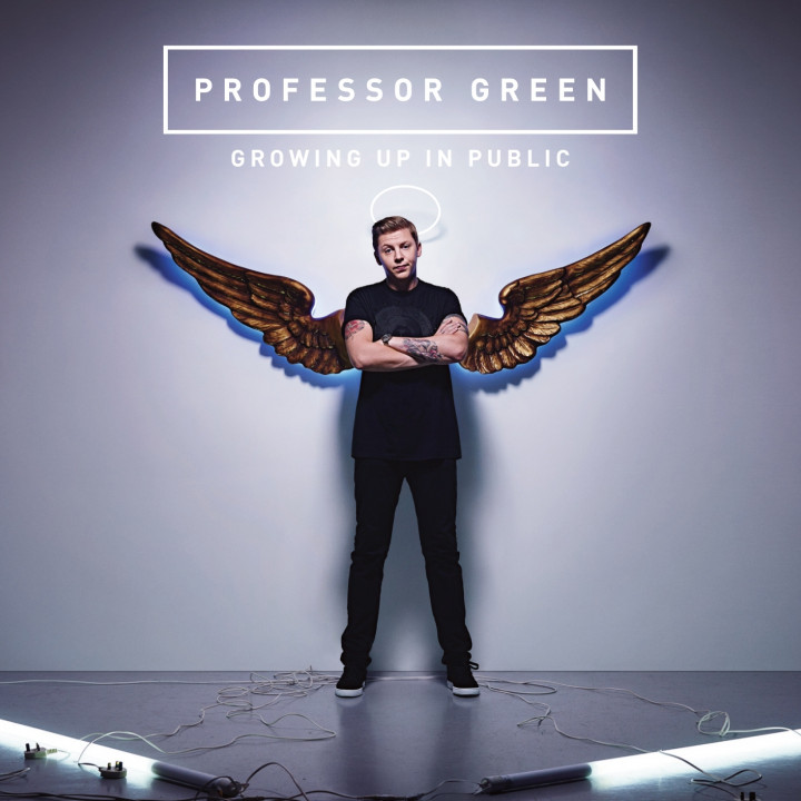 Professor Green  Growing up in public