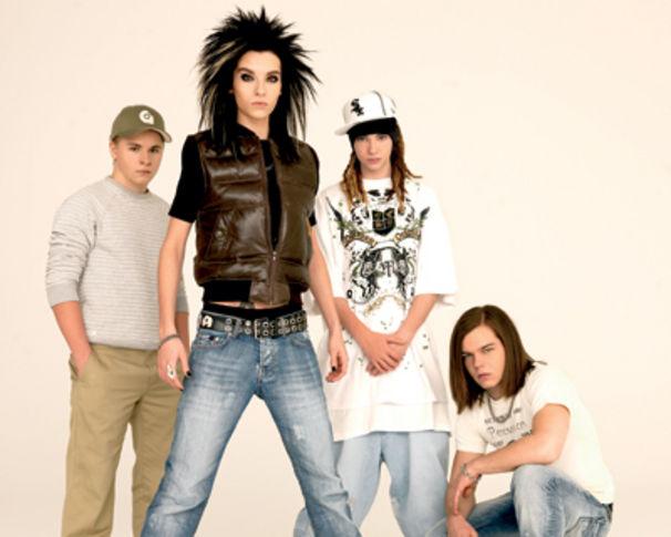 Tokio Hotel, Bei dem MTV Awards ausgezeichnet