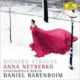 Anna Netrebko, Richard Strauss: Vier letzte Lieder | Ein Heldenleben, 00028947939641