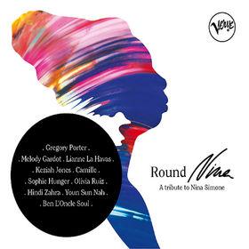 Nina Simone, Round Nina - A Tribute To Nina Simone, 00602547063137