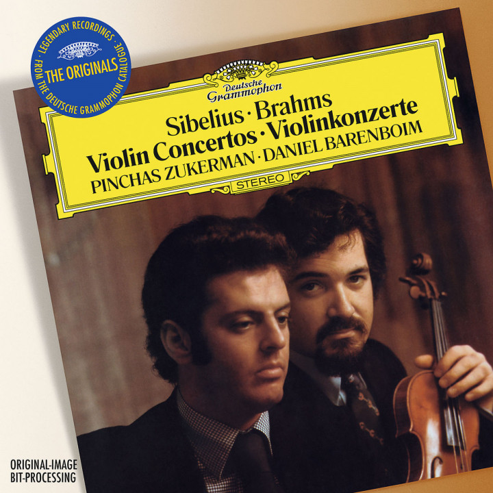 Sibelius: Violin Concerto In D Minor, Op.47 / Beethoven: Violin Romance No.1 In G Major / Brahms: Violin Concerto In D, Op.77