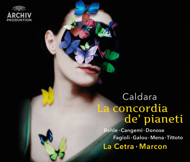 Antonio Caldara - La concordia de' pianeti