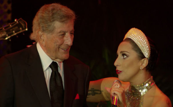 Lady Gaga, 30. November 2014: VOX.de zeigt Lady Gagas Cheek To Cheek-Konzert