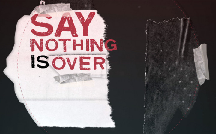 Nothing Is Over (Lyric Video)