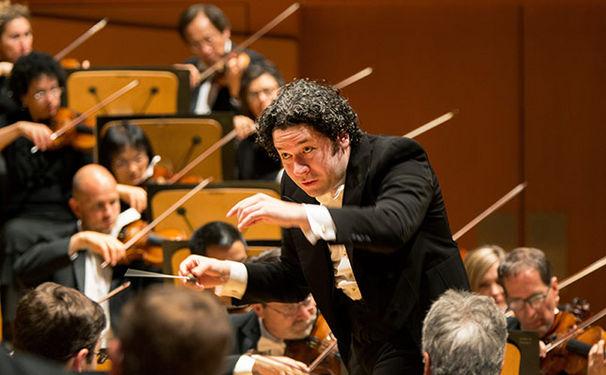 Gustavo Dudamel, Dudamel interpretiert Mahlers Siebente