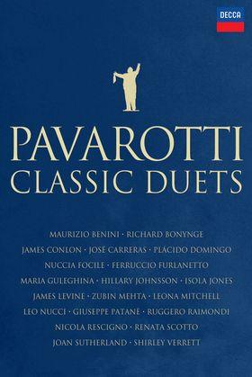 Luciano Pavarotti, Classic Duets, 00044007438855