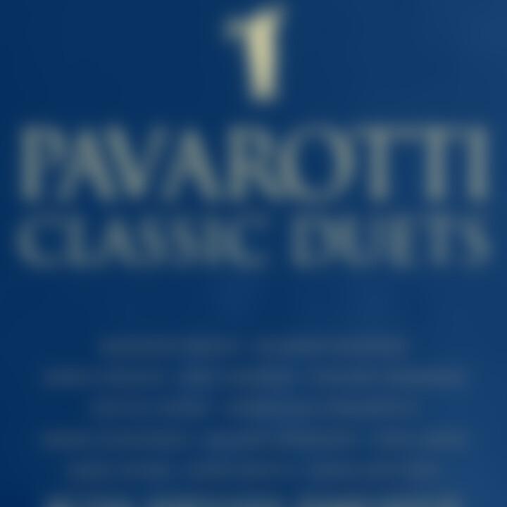 Pavarotti - Classic Duets (DVD)