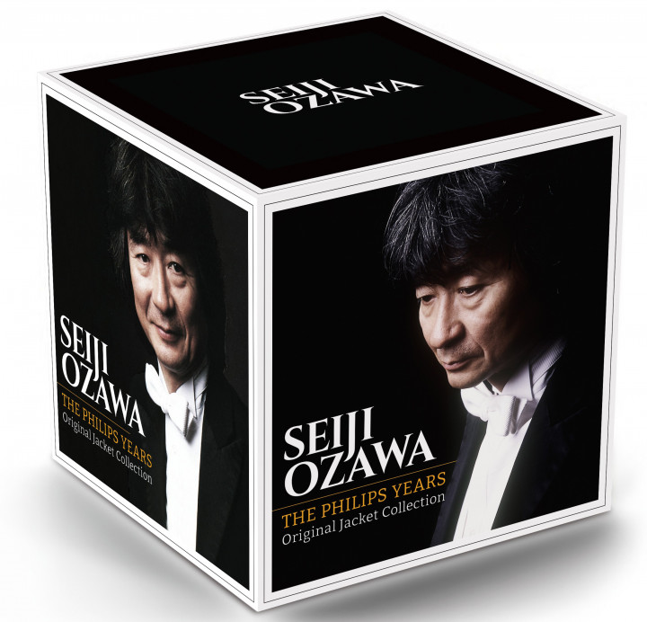 Seiji Ozawa: The Philips Years - Original Jacket Collection