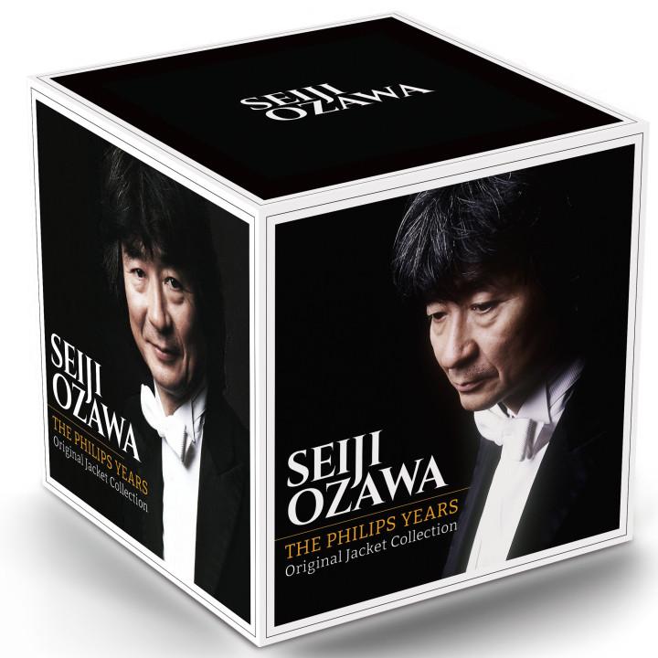 Seiji Ozawa: The Philips Years - Original Jacket Collection