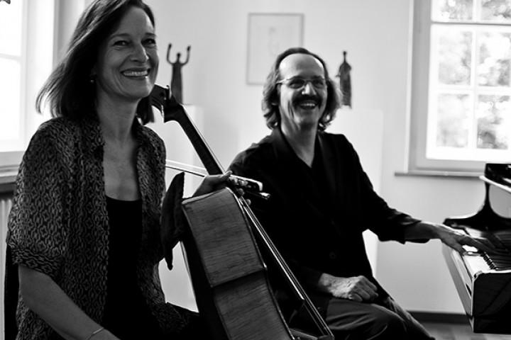 Anja Lechner und François Couturier