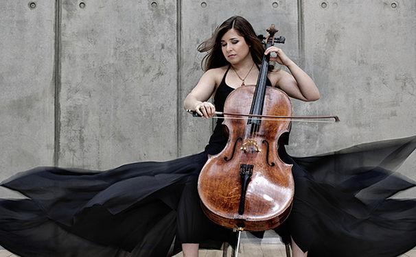 Alisa Weilerstein, Pure Hingabe - Alisa Weilerstein spielt moderne Meisterwerke für Violoncello solo