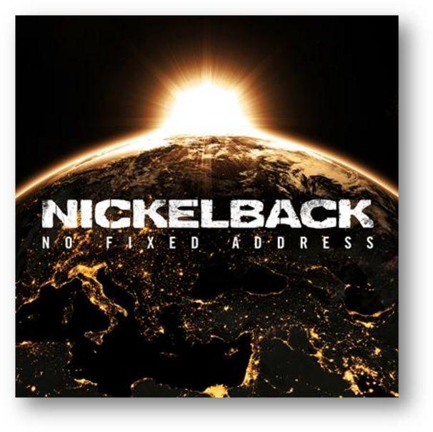 Nickelback, Nickelback Cover No Fixed Address