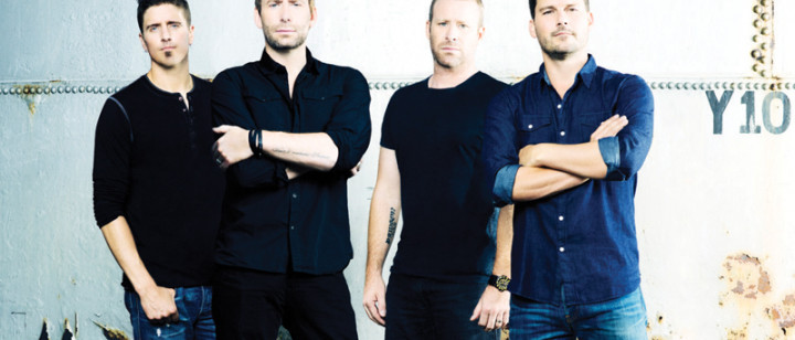 Nickelback No Fixed Address 2014
