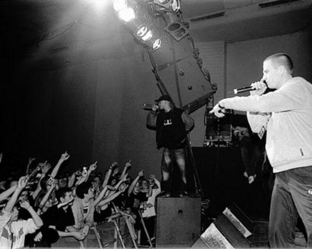 K.I.Z, K.I.Z. Live