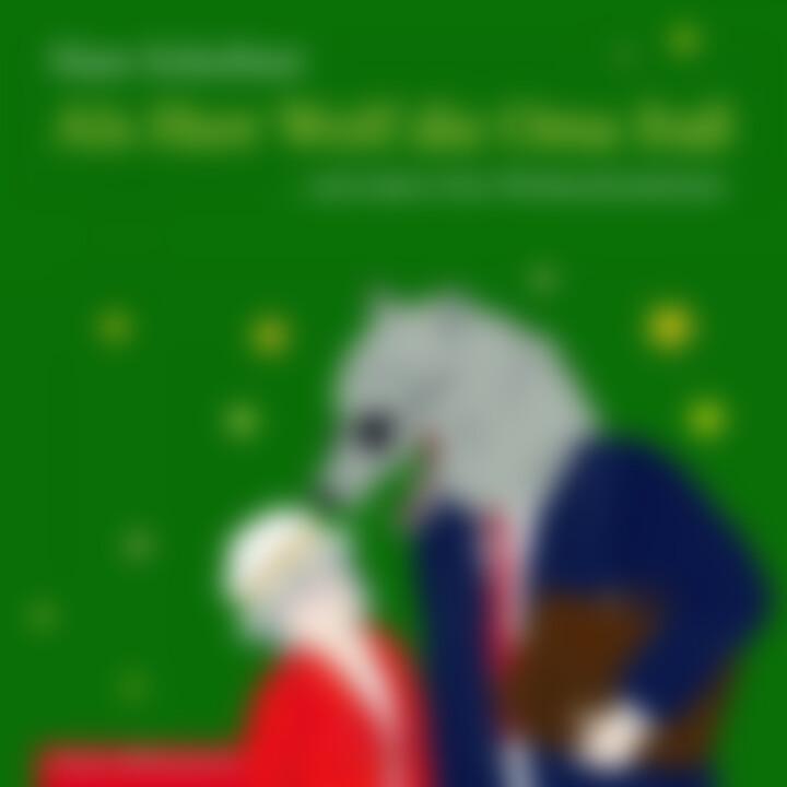 Als Herr Wolf die Oma fraß