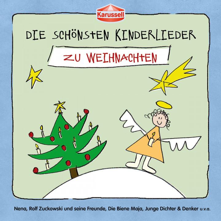 Die schönsten Kinderlieder - Zu Weihnachten